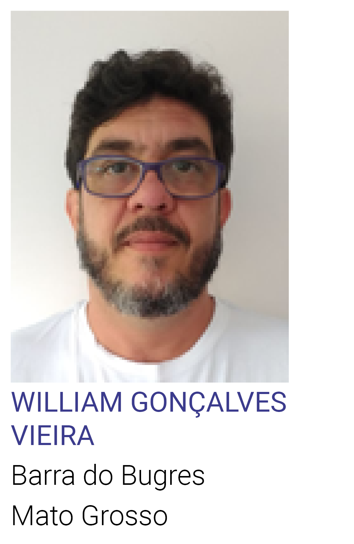 WILLIAM GONÇALVES VIEIRA